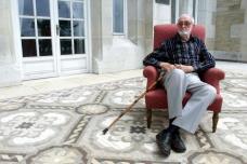 2004 :: José Luís Sampedreo en el Palacio de La Magdalena