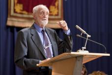2010 :: José Luis Sampedro _Discurso Premio Internacional Menéndez Pelayo
