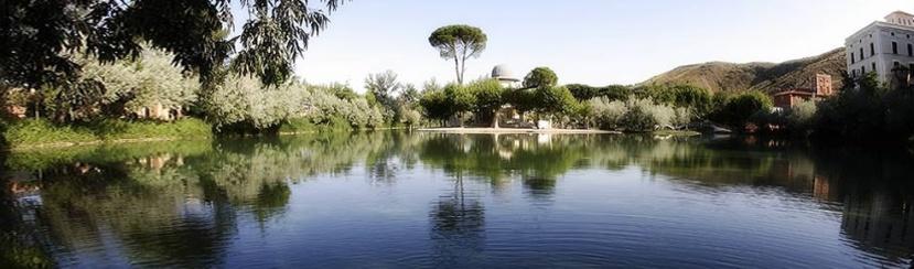 Lago Termal _Alhama de Aragon
