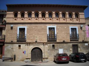 Casa Palacio Alhama de Aragon