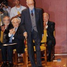 2010|Foto::DiarioFemenino |José Luis Sampedro .Un momento del Acto de entrega Orden de las Artes y las letras