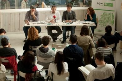 Equo presenta en Madrid su informe 'Cambio climático en Europa 1950-2050. Percepción e impactos'