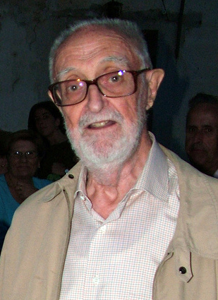 José Luís Sampedro en 2006 |Foto: Wikipedia